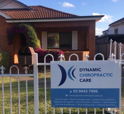 Dynamic Chiropractic Care Greenacre